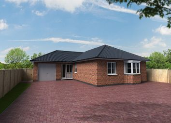 Thumbnail 3 bedroom detached bungalow for sale in Southend Road, Bungay
