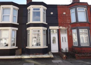 Thumbnail 3 bed terraced house for sale in Hahnemann Road, Liverpool, Merseyside
