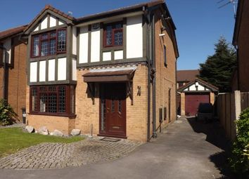 Thumbnail 3 bed detached house for sale in Norbreck Close, Great Sankey, Warrington, Cheshire