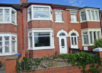 Thumbnail 3 bedroom terraced house for sale in Elaine Avenue, Blackpool