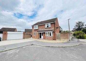 Thumbnail 3 bed detached house for sale in Bader Park, Bowerhill, Melksham