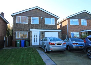 Thumbnail 4 bed detached house for sale in Windmill Rise, Minster On Sea, Sheerness, Kent