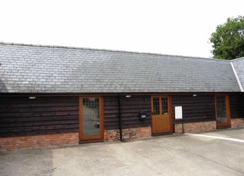 Thumbnail 2 bed barn conversion to rent in Ysgubor Fachwen, Tregynon, Newtown, Powys