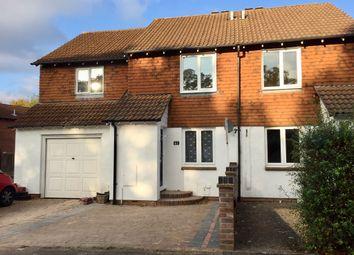 Thumbnail 2 bedroom terraced house for sale in Torridge Gardens, West End, Southampton