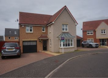 Thumbnail 4 bed detached house to rent in Cairncross Place, Coatbridge