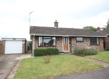 Thumbnail 2 bed detached bungalow for sale in The Chase, Ely