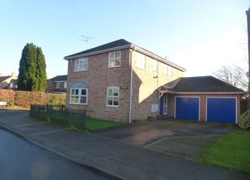Thumbnail 4 bedroom detached house for sale in Skelton Road, Langthorpe, Boroughbridge, York
