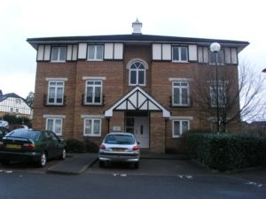 Thumbnail 1 bed flat to rent in Heton Gardens, Hendon