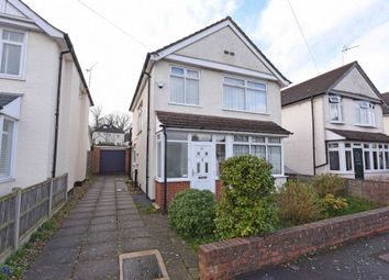 Thumbnail 3 bed detached house for sale in Manor Road, Farnborough