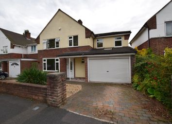 Thumbnail 4 bed detached house for sale in Wirral Gardens, Bebington