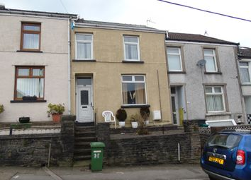 Thumbnail 3 bed terraced house for sale in Llanwonno Road, Mountain Ash