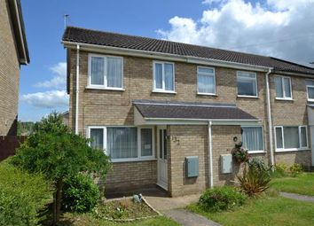 Thumbnail 3 bed end terrace house for sale in Arkwright Road, Irchester, Wellingborough, Northamptonshire