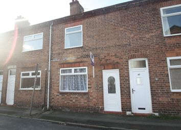 Thumbnail 2 bed terraced house to rent in 43 James Street, Northwich, Cheshire