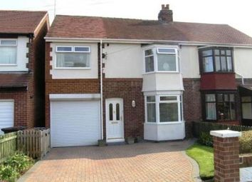 Thumbnail 4 bed semi-detached house for sale in Tudor Road, Chester Le Street