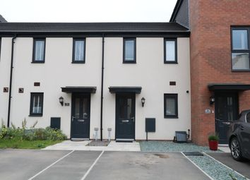 Thumbnail 2 bed terraced house for sale in Ffordd Penrhyn, The Quays, Barry