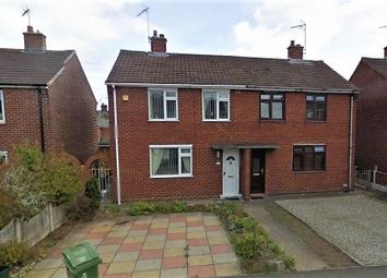 Thumbnail 3 bed semi-detached house for sale in Fenwick Drive, Wrexham