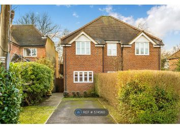 Thumbnail 2 bed semi-detached house to rent in School Road, Haslemere