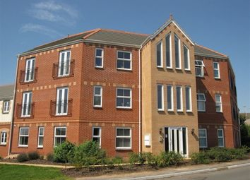 Thumbnail 2 bed flat to rent in Drake Close, Cullompton