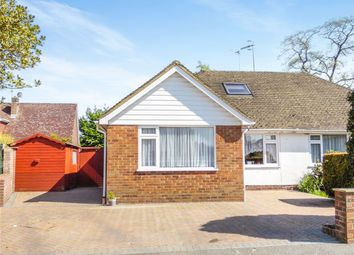 Thumbnail 4 bed semi-detached bungalow for sale in Sandbanks Grove, Hailsham