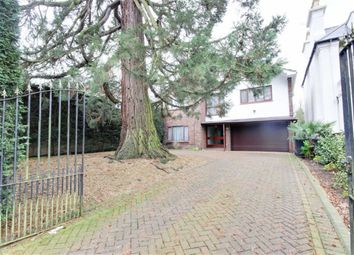 Thumbnail 5 bed detached house to rent in Oakleigh Park North, Whetstone, London