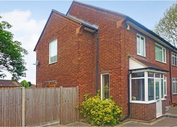 Thumbnail 3 bed semi-detached house for sale in Newton Road, Chigwell