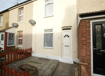 Thumbnail 3 bed terraced house to rent in Bedford Road, Grays