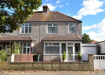 Thumbnail 3 bed semi-detached house for sale in Knole Road, Dartford, Kent