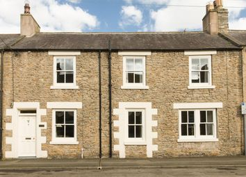 Thumbnail 4 bed terraced house for sale in Warwick House, 7 Watling Street, Corbridge, Northumberland