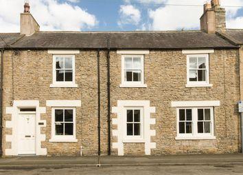 Thumbnail 4 bed terraced house for sale in Warwick House, 7 Watling Street, Corbridge, Northumberland