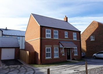 Thumbnail 4 bed detached house for sale in Maple Gardens, Thirsk, North Yorkshire