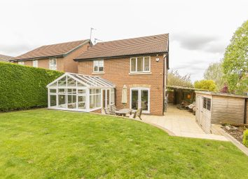 Thumbnail 4 bedroom detached house for sale in Foxbrook Court, Walton, Chesterfield