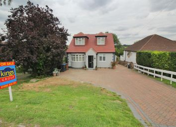 Thumbnail 5 bedroom detached bungalow for sale in Northaw Road East, Cuffley, Herts