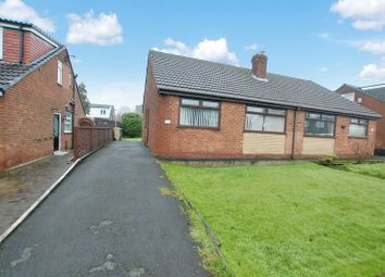 Thumbnail 2 bed semi-detached bungalow for sale in Aintree Road, Little Lever, Bolton