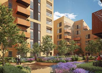 Thumbnail 1 bed flat for sale in Western Circus, East Acton, London