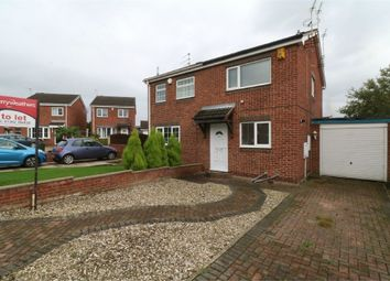Thumbnail 2 bed semi-detached house to rent in Aldcliffe Crescent, Balby, Doncaster, South Yorkshire