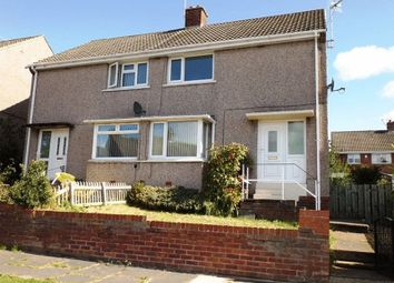 Thumbnail 2 bed semi-detached house for sale in Clarks Field, Morpeth