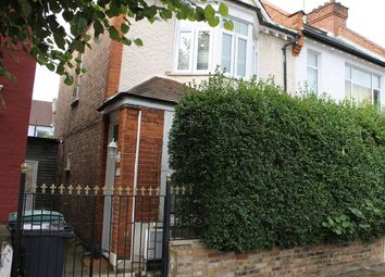 Thumbnail 3 bed end terrace house to rent in Solway Road, Wood Green