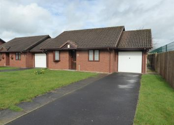 Thumbnail 2 bed bungalow for sale in Harley Close, Wellington, Telford