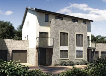 "Thumbnail 4 bed semi-detached house for sale in ""The Assembly"" at Granville Road, Bath"