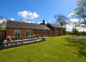 Thumbnail 4 bed barn conversion for sale in Lea Road, Rugeley