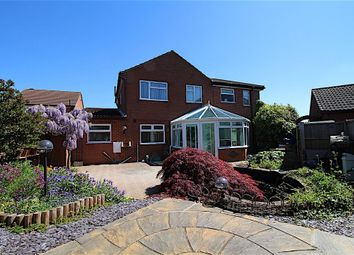 Thumbnail 5 bed detached house for sale in Covill Close, Great Gonerby, Grantham