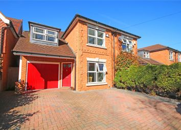 Thumbnail 4 bed semi-detached house for sale in Addlestone, Surrey