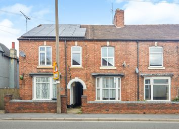Thumbnail 3 bed terraced house for sale in High Street, Newhall, Swadlincote