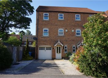 Thumbnail 5 bed semi-detached house for sale in Maple Leaf Gardens, Worksop