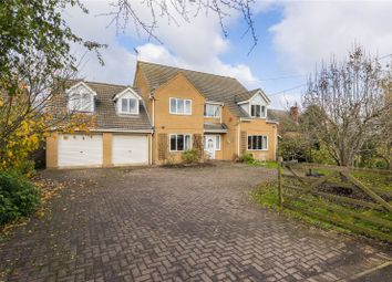 Thumbnail 5 bed detached house for sale in Holme Road, Ramsey St Marys, Huntingdon, Cambridgeshire