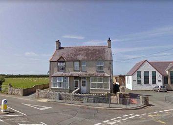 Thumbnail Semi-detached house for sale in Ty Ysgol, Bodorgan, Malltraeth