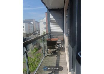 Thumbnail Studio to rent in Charles Cross Apartments, Plymouth