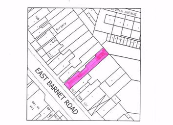 Thumbnail Land for sale in East Barnet Road, East Barnet, Hertfordshire