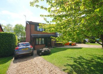 Thumbnail 2 bed semi-detached house for sale in Lissett Close, Lincoln