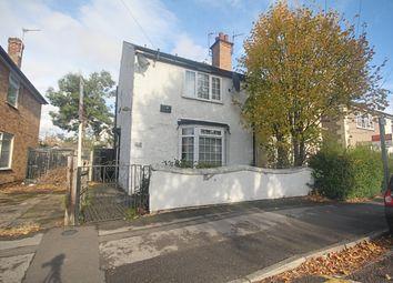 3 bed semi-detached house for sale in Eltham Road, West Bridgford, Nottingham NG2
